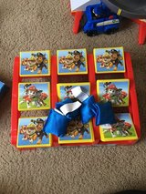 Paw patrol bean bag toss in San Diego, California