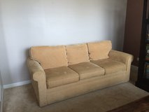 Sofa Sleeper with optional chaise lounge in Chicago, Illinois