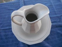 "Vintage ceramic  ""Heritage Pfalzgraff"" Pitcher & Bowl Set in Yucca Valley, California"