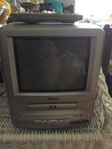 Nice small TV with build in DVD player in Lockport, Illinois
