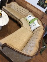 Vintage Sectional Couch in Conroe, Texas