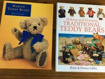 teddy bear making  supplies and books and patterns in Houston, Texas