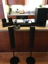 Sony DVD Home Theatre System/5 DVD system in Pearl Harbor, Hawaii