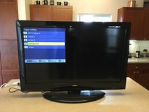 "Sanyo 46"" Flat Screen, Black, Model #DP40142 in Schofield Barracks, Hawaii"
