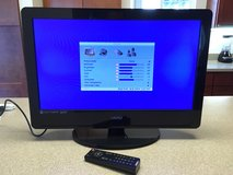 "Vizio Flat Screen Television, 26"", Black in Schofield Barracks, Hawaii"