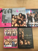 The L word Season 1, 2, 3, 4 and 5 in Okinawa, Japan