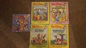 Vintage walt Disney books in 29 Palms, California