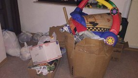 TODAY TRASH&JUNK REMOVAL SERVICE & FREE ESTIMATE in Ramstein, Germany