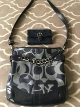 Coach purse and wallet in Fort Rucker, Alabama