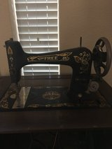 Sewing Machine with cabinet in Houston, Texas