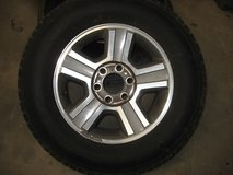 2008 f 150 wheels and tires $75 each in Alamogordo, New Mexico