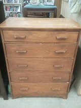 Solid wood chest of drawers in Louisville, Kentucky