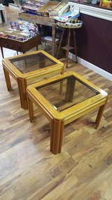 Nice set of end tables in Fort Leonard Wood, Missouri
