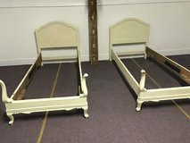 Two Twin Beds in Fort Polk, Louisiana