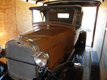 1929 Ford Model A Rumble Seat Roadster in Yucca Valley, California