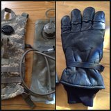 Camelback, winter gloves in Fort Eustis, Virginia