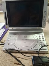 Sony portable DVD player in Leesville, Louisiana