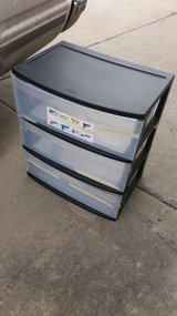 3 drawer storage in Fort Riley, Kansas
