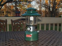 Coleman (gas) Lantern in Tinley Park, Illinois