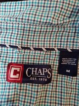 Mens brand new chaps shirt in Chicago, Illinois