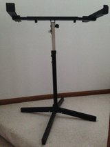 Audio Mixer and Amplifier Stand in Naperville, Illinois