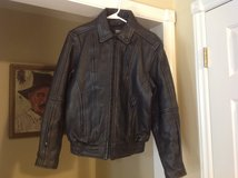"""Women's Thinsulate """"Mega Force"""" Leather Jacket New Never Worn Size 10 in Cherry Point, North Carolina"""