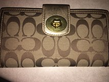 Coach wallet trade for LV wallet in Warner Robins, Georgia