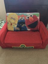 Elmo couch in San Diego, California