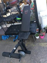 CAP Workout Bench REDUCED in Baytown, Texas