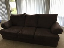 Three seat couch in San Diego, California
