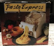Mom's Estate Sale - Pasta Express X2000 Pasta Maker NEVER BEEN USED!  IN ORIGINAL BOX! in Westmont, Illinois