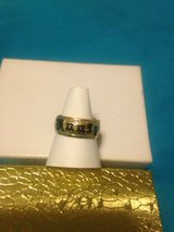 14K Gold Hawaiian Ring in Pearl Harbor, Hawaii