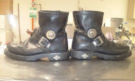 Mens Harley Davidson Boots sz 12 Nice! in Ruidoso, New Mexico