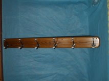 Oak Coat Rack in Tinley Park, Illinois