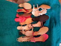 7 new pairs of women's shores size 10 in Cherry Point, North Carolina