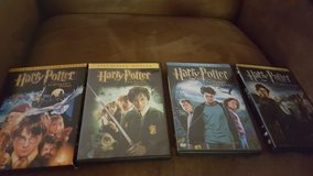 Harry Potter 1-4 in Fort Irwin, California