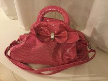 Pink purse in Ramstein, Germany