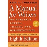 BRAND NEW!!  A Manual for Writers of Research Papers, Theses, Dissertations in Byron, Georgia