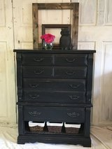 Back Distressed Chest in Kingwood, Texas