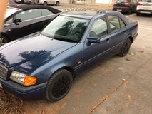 Mercedes-Benz for Sale due to PCS!!! Price reduced!! in Ramstein, Germany
