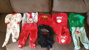 Baby Christmas outfits in Temecula, California