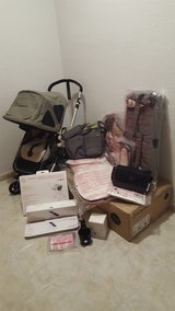 NEW STROLLER BUGABOO CAMELEON 3 SPECIAL EDITION + ACCESSORIES in Ramstein, Germany