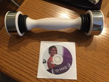 Shake Weight with Instructional CD in Lockport, Illinois
