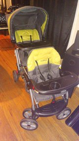 Double stroller in Perry, Georgia