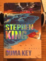 "Stephen King - ""Duma Key"" - Hardcover with Jacket - Never Read - New! in Naperville, Illinois"