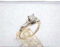 Engagement ring size 7 in Fort Bragg, North Carolina