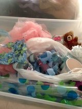 Supplies for baby shower in Vista, California