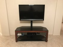 TV STAND ENTERTAINMENT CENTER LIKE NEW!!! in Alamogordo, New Mexico