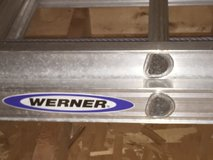Werner 32 ft. extension ladder in Chicago, Illinois