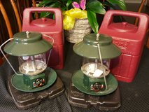 2 lanterns with hard cases in Temecula, California